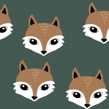 Bandeau Foxy Vert