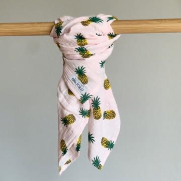 Lange Pineapple Baby Pink