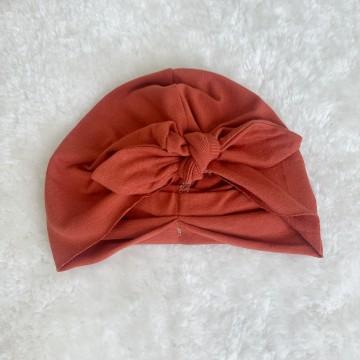Turban en jersey Old Pink