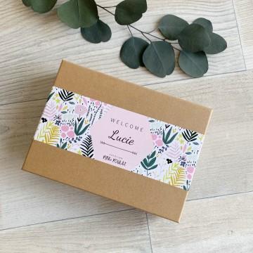 Boîte personnalisée Forest
