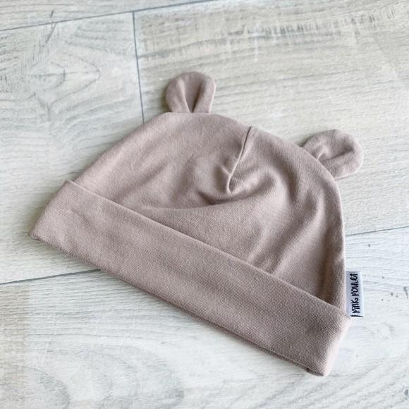 Bonnet léger Old Pink