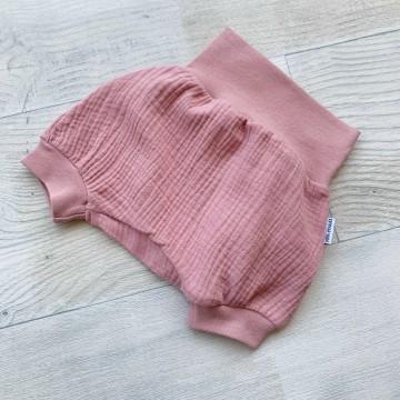 Sarouel court Baby Pink