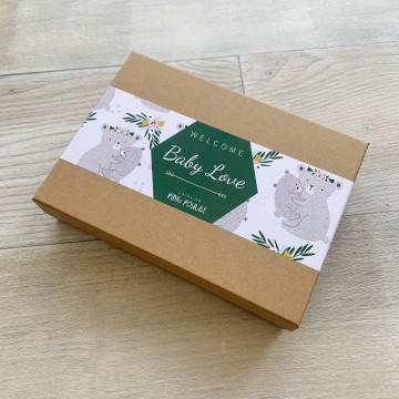 Boîte personnalisée Up Away