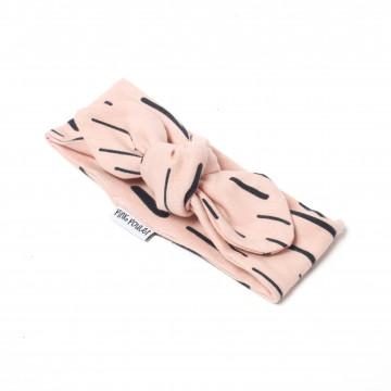 Bandeau Stripe Pink